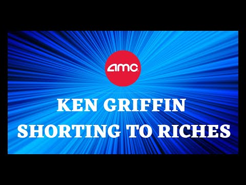 AMC STOCK | KEN GRIFFIN JUST MADE  $70,000,000 FROM APES!?