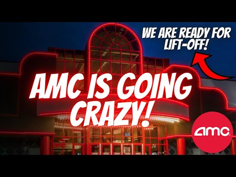 AMC IS GOING CRAZY! 🔥🚀 – THIS IS BIG!   AMC SHORT SQUEEZE UPDATE!