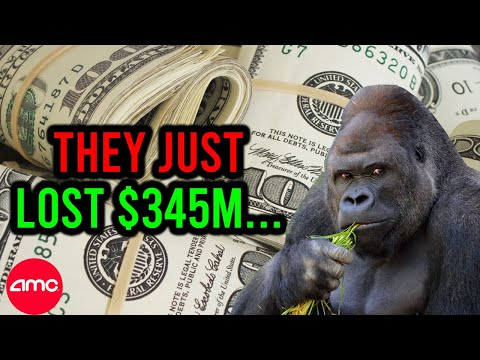 AMC STOCK: THE SHORTS JUST LOST $345M … MARGIN CALLS ARE COMING!!!