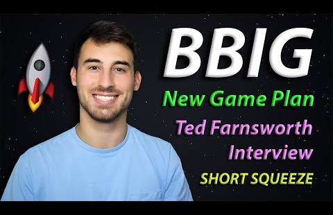 NEW GAMEPLAN FOR BBIG STOCK | HUGE SHORT SQUEEZE POTENTIAL STILL 🚀🚀🚀