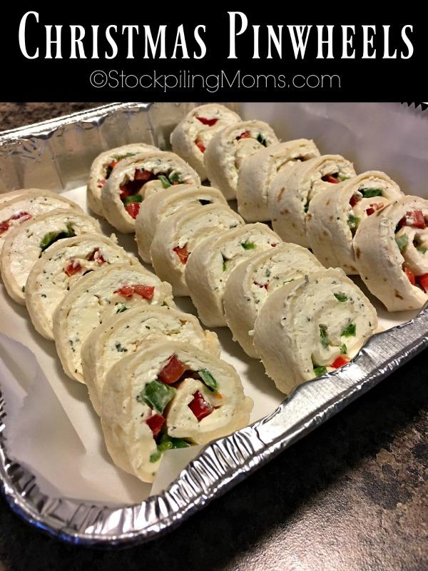 Christmas Tortilla Rollups - The Pioneer Woman