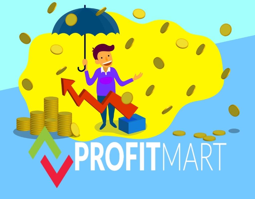 Profitmart stock broker Review