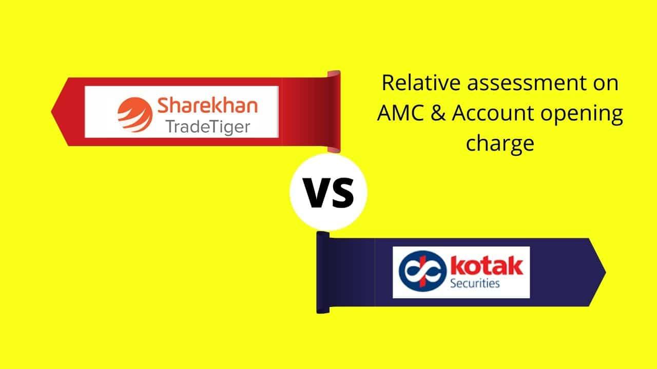 Sharekhan Vs Kotak Securities
