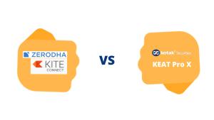 Zerodha Kite Vs Kotak KEAT Pro X: The Top Share Market Trading Portals