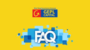 GEPL Capital FAQs - Demat & Trading Account Related General Questions & Answers