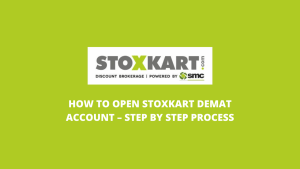 Stoxkart Demat account
