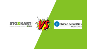 Stoxkart Vs SBICAP Securities Comparison - Which One is Better?