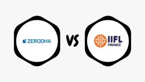 Zerodha Vs IIFL – Compare Best Discount & Full Service Broker