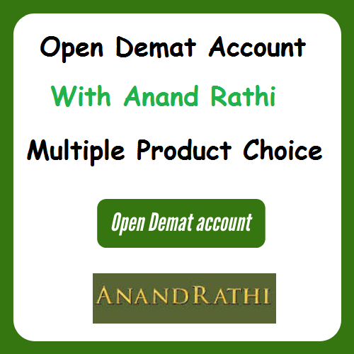 Open Anand Rathi Demat Account