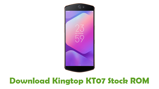 Download Kingtop KT07 Stock ROM