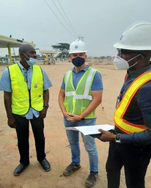 Lagos-Sagamu Expressway: Julius Berger gets Commendation from Works Ministry, Community Leaders, Others