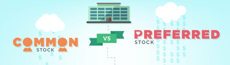 common stock vs preferred