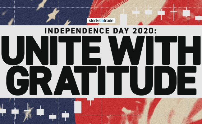 Independence Day 2020 Unite With Gratitude