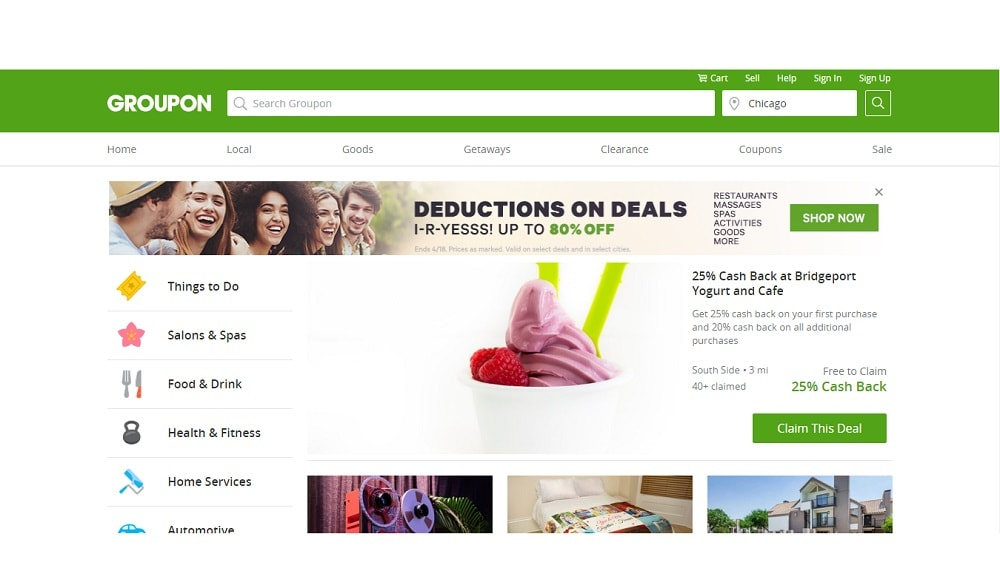 Groupon WAYS TO SAVE ON MONTHLY EXPENSES