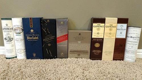 Scotch Street Scotch Collection