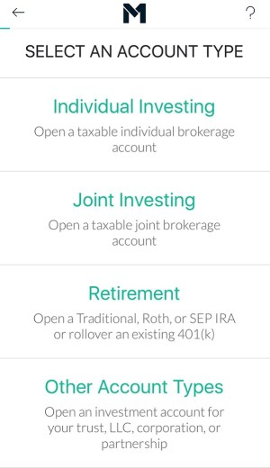M1 Finance Steps