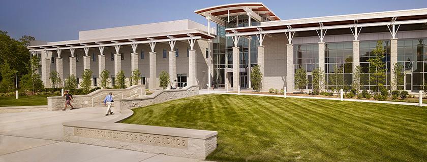 Campus Center  Stockton University