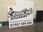 StreetStyle Stickers