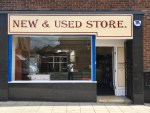 New & Used store