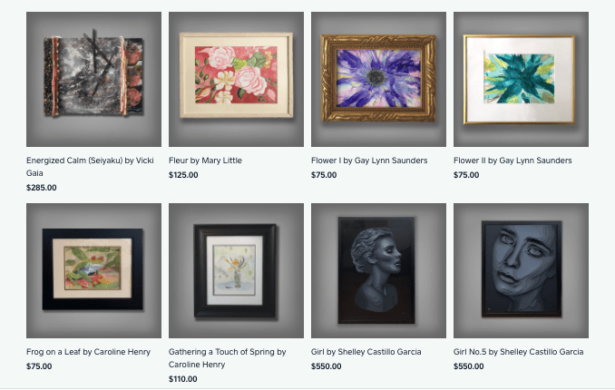 Stockton Art League Online Shop