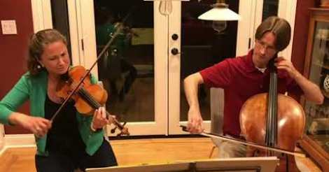 Stockton Symphony At Home Presents: Caitlin Mcsherry & Drew Ford
