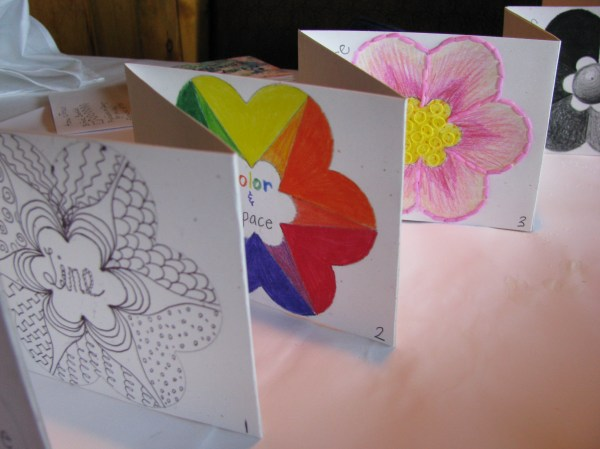 7-8 Visual Arts Lesson Plan Stockton And