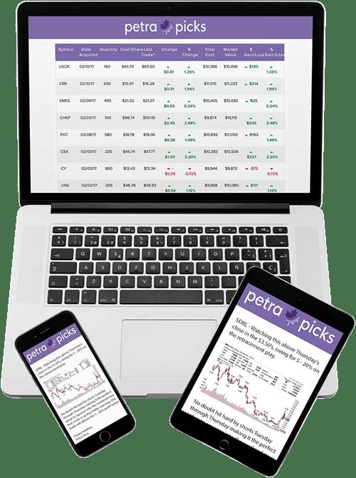PetraPicksDevicePictures - Stock Trading Teacher