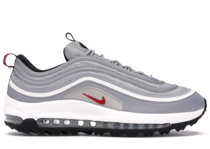 Nike Air Max 97 Golf Silver Bullet - CI7538-001