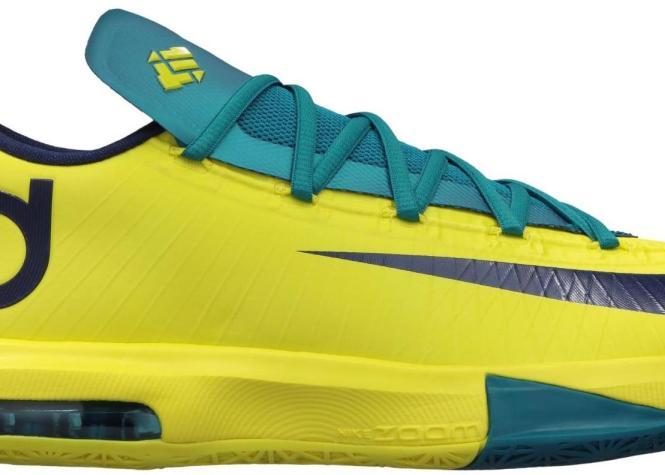 timeless design 33839 b6f86 Nike Kd 6 Mayland Blue Crab More Pics