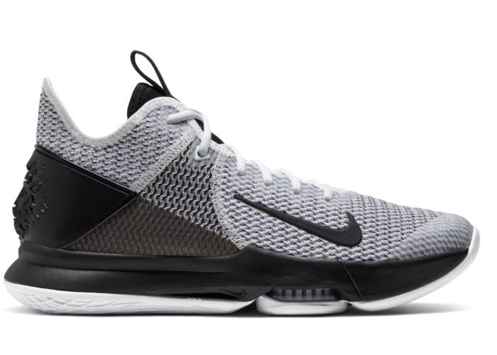 Nike LeBron Witness 4 White - BV7427-101