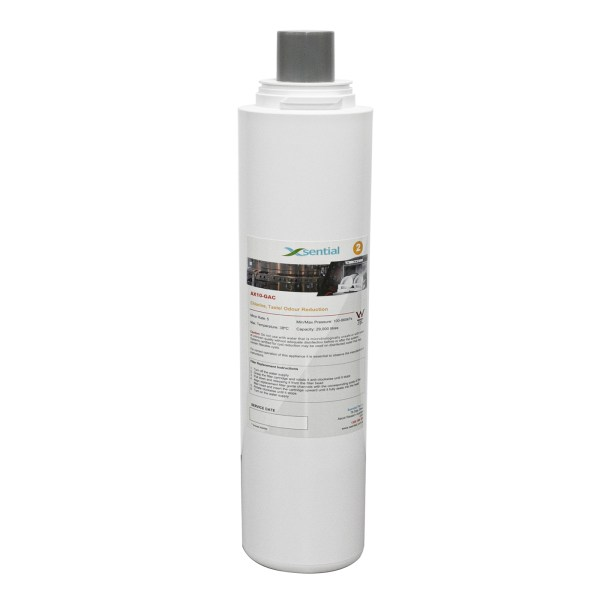 Xsential AX10-GAC Chlorine,Taste & Odour Reduction Cartridge