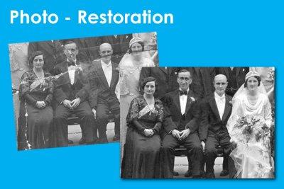 photo-restoration