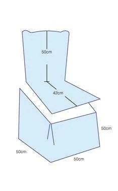 Hoe stoelhoes maken  Stoelhoezenjouwwebnl