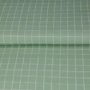 Stenzo Poplin grün und weiß 3