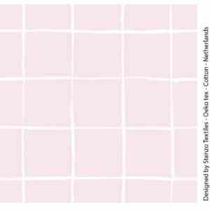 Stenzo Poplin rosa und weiß 2