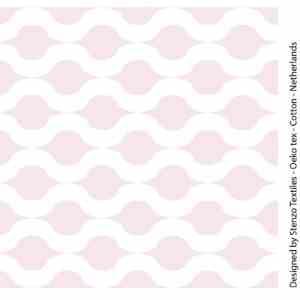 Stenzo Poplin rosa und weiß 1