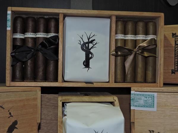RoMa Craft Tobac Intemperance Coffee House Sampler