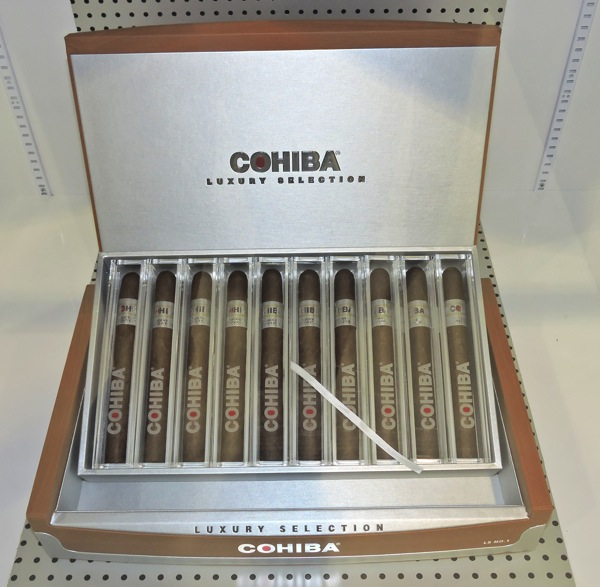Cohiba Luxury Selection