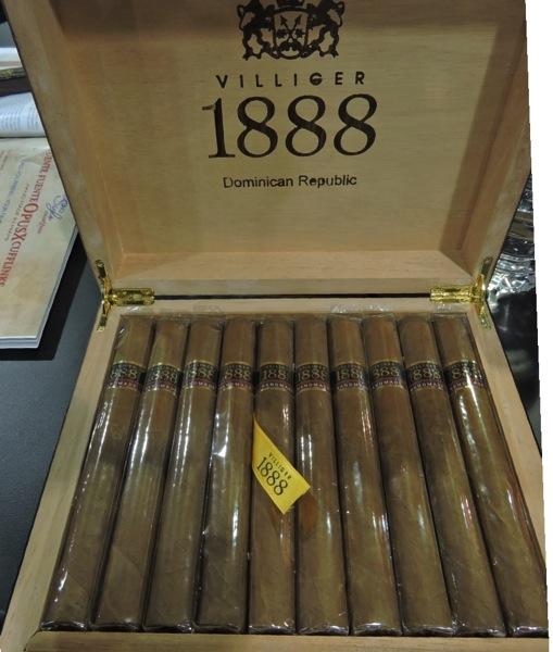 Villiger 1888 Especiales 2014 Open Box
