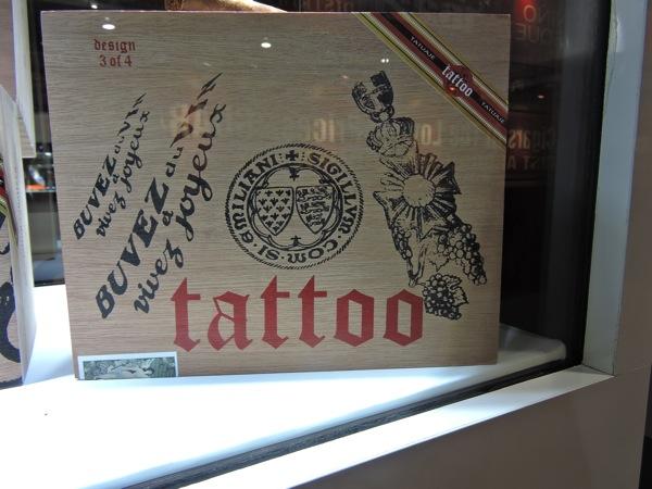 Tatuaje Tattoo 3