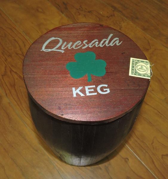 Quesada Keg
