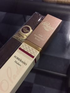 Padron Soberano Tubo 1964 Anniversary Series