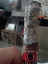 Swinger Cigar - Back 9