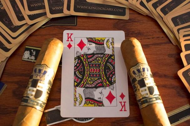 kings cigars baron