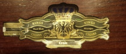 Kings Cigars Conde