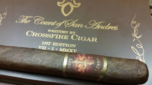 Crossfire Cigars Library Series