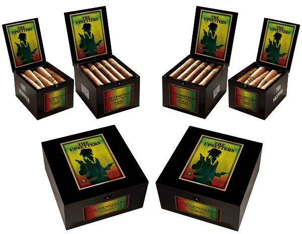 Foundation Cigars Upsetters