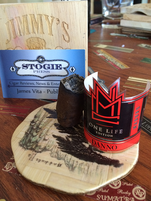 Miami Cigars Danno One Life MAduro