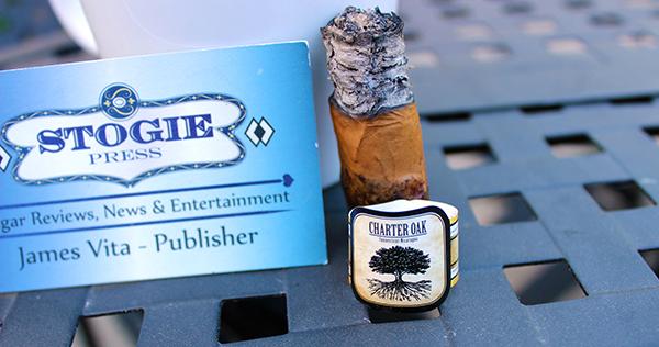 Foundation Cigar Charter Oak