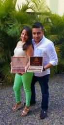 Javier and Fabiola